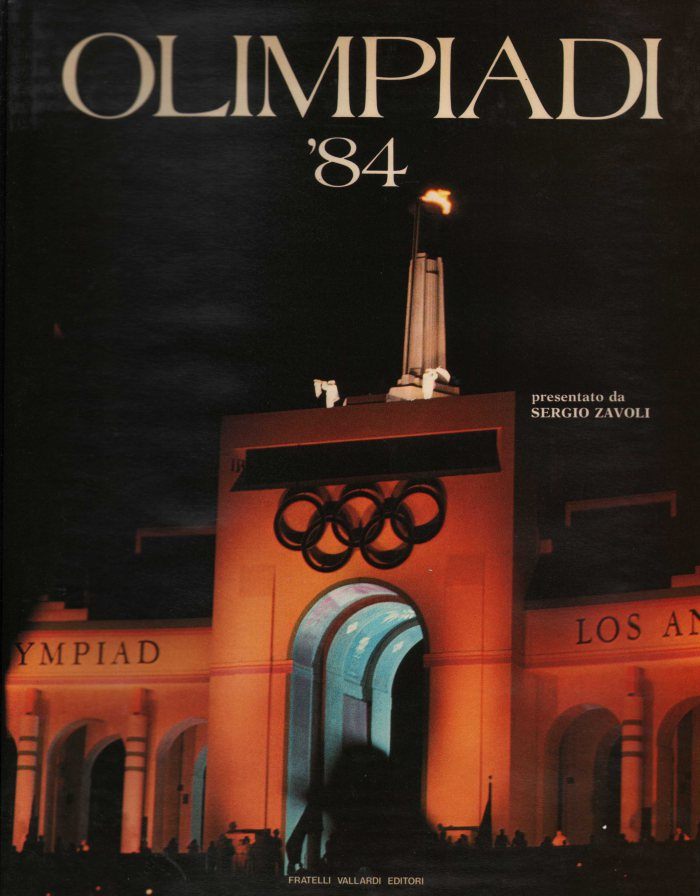 It was very exciting to have the Olympic Games come to Los Angeles, where I live. There was a year of preparations that I covered, then I was officially accredited as a photographer for the Italian sport magazine Guerin Sportivo, with an all-access pass (a blue bib). My photos were also published in a book, Olimpiadi 84.